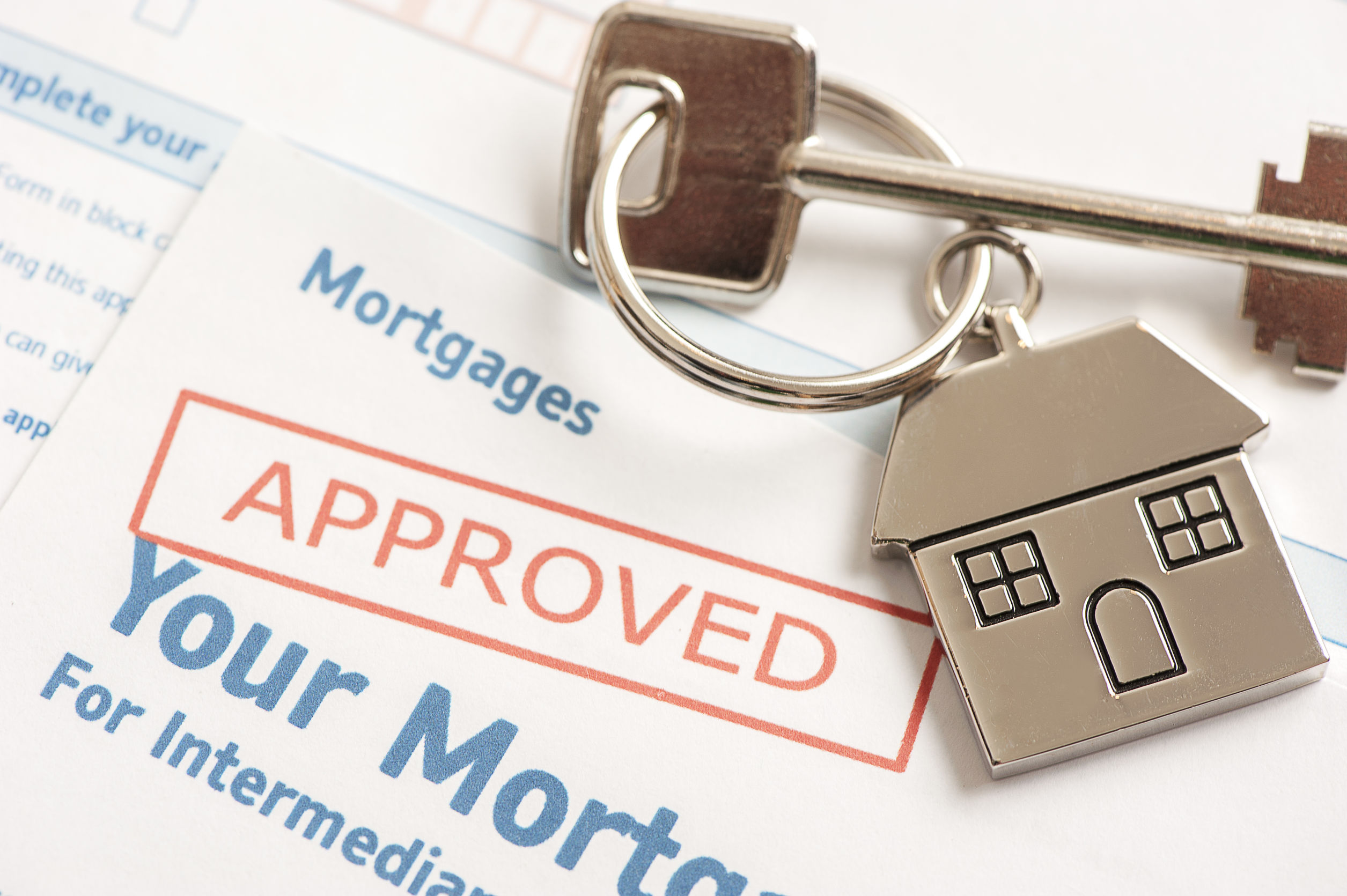 Pre Approved Motgage Loan image
